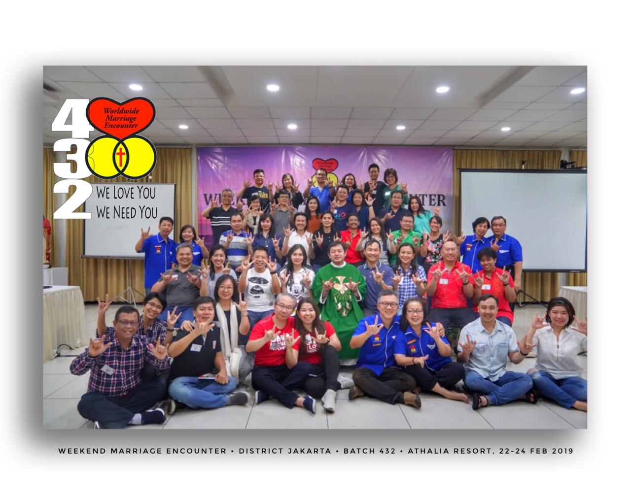 WE ME 22-24 FEB 2019 Angkatan 432